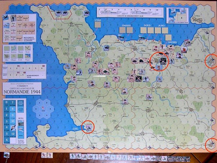 Normandie 44 (Vae Victis n°27) Normandie-tour10