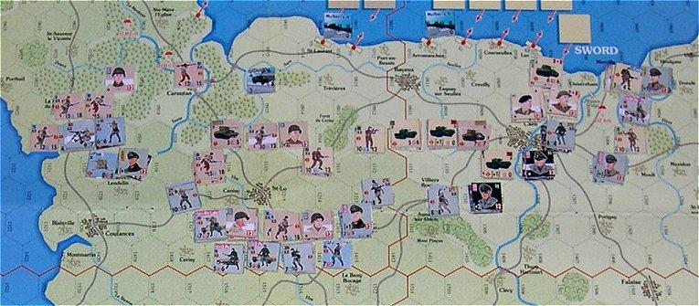 Normandie 44 (Vae Victis n°27) Normandie-tour7f2
