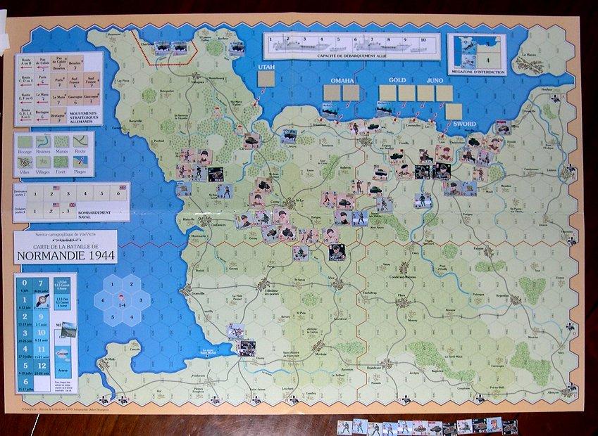 Normandie 44 (Vae Victis n°27) Normandie-tour8