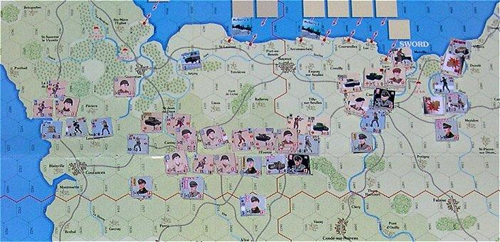 Normandie 44 (Vae Victis n°27) Normandie-tour9